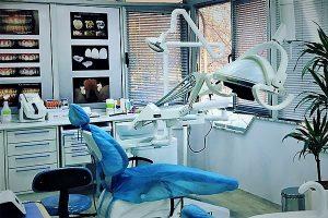 Clinica Golden Dental, a Tirana - interni